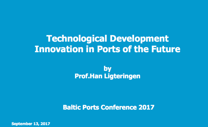 Ports of the future