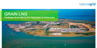 LNG and maritime ports