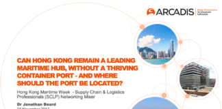 Hong kong port strategy