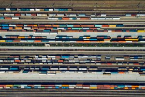 maersk rail connections